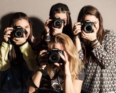 Teen click advanced – Corso avanzato di fotografia per ragazzi