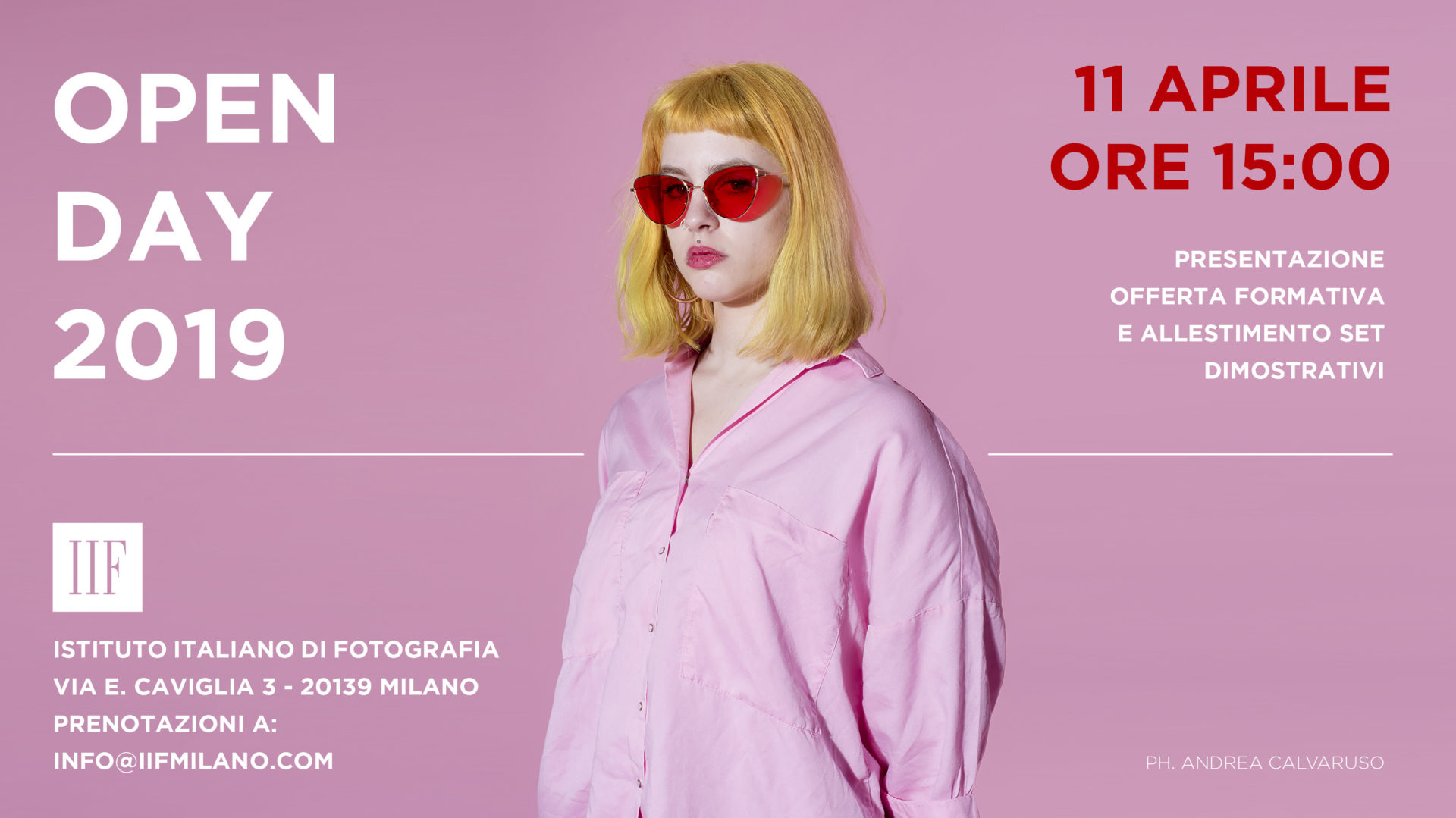 FB cover Open Day 11 aprile 2019