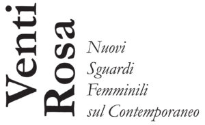 Logo rassegna fotografia Venti Rosa IIF