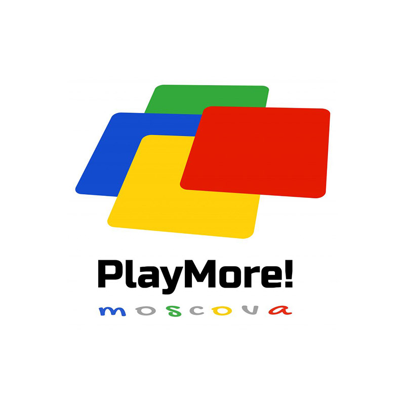 logo PlayMore! Moscova