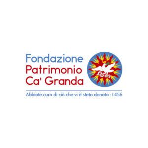 logo fondazione patrimonio ca granda