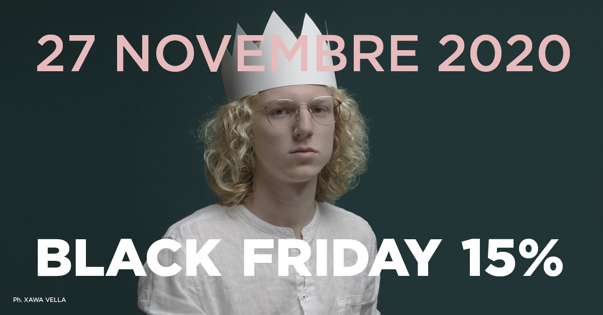 BLACK FRIDAY IIF Milano 2020