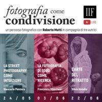 """""""Fotografia come condivisione"""": un percorso fotografico con Roberto Mutti in compagnia di tre autrici"""