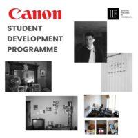 Canon Student Development Programme 2021, selezionati tre studenti di IIF